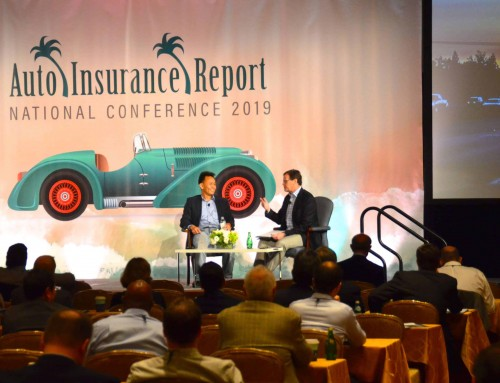 TNEDICCA®'s Co-founder & CEO, Yiem Sunbhanich, presented at the AUTO INSURANCE REPORT NATIONAL CONFERENCE 2019